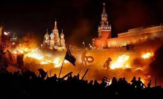 """""""5.11.17"""": Российская """"хунта"""" назначила дату свержения Путина"""