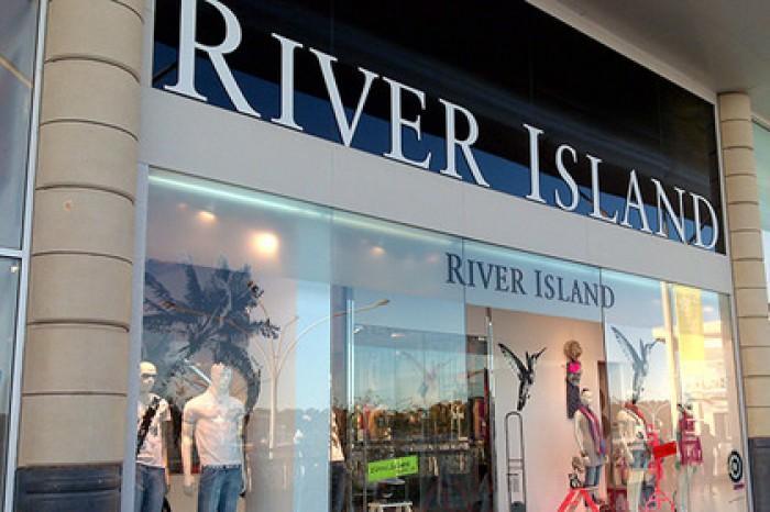 River Island выпустит спортивную линейку