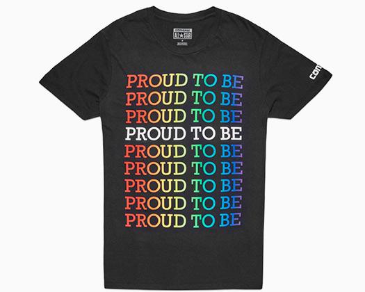 Одежда для гей-парада от Конверс