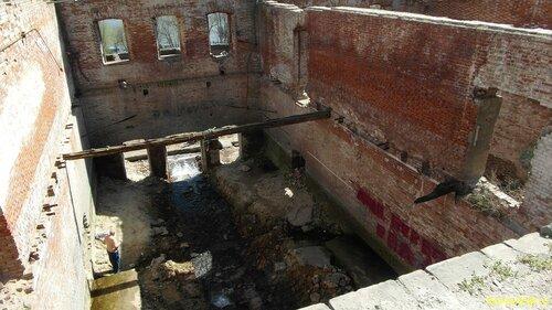Заброшки Ростова - старинные Парамонвские склады