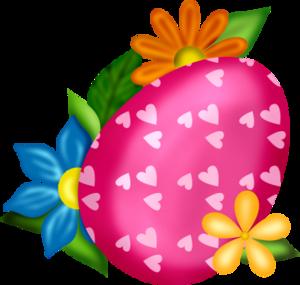 Пасхальные картинки (яйца, корзинки, цыплята)