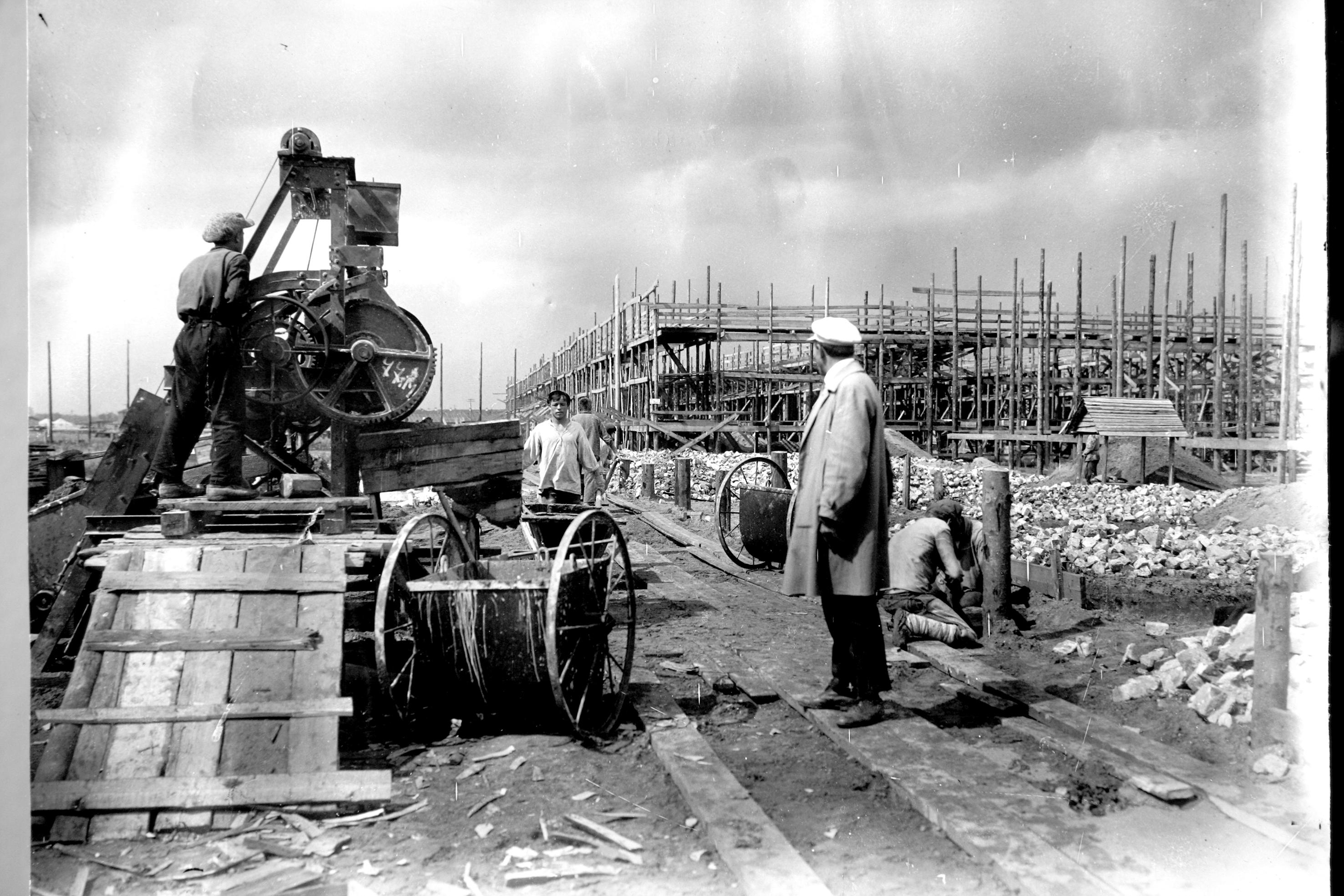 История промышленности России в фотографиях: ПАО «Нижегородский машиностроительный завод»