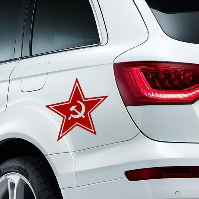 Белоруса непустили вЛитву из-за советской символики наавтомобиле