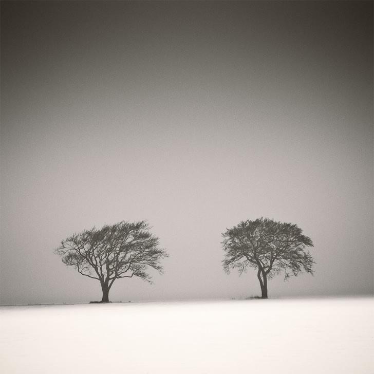 Свои пейзажные фотографии Майкл Кенна снимал в Италии, Шотландии, Франции, Швейцарии, Чехии, России,