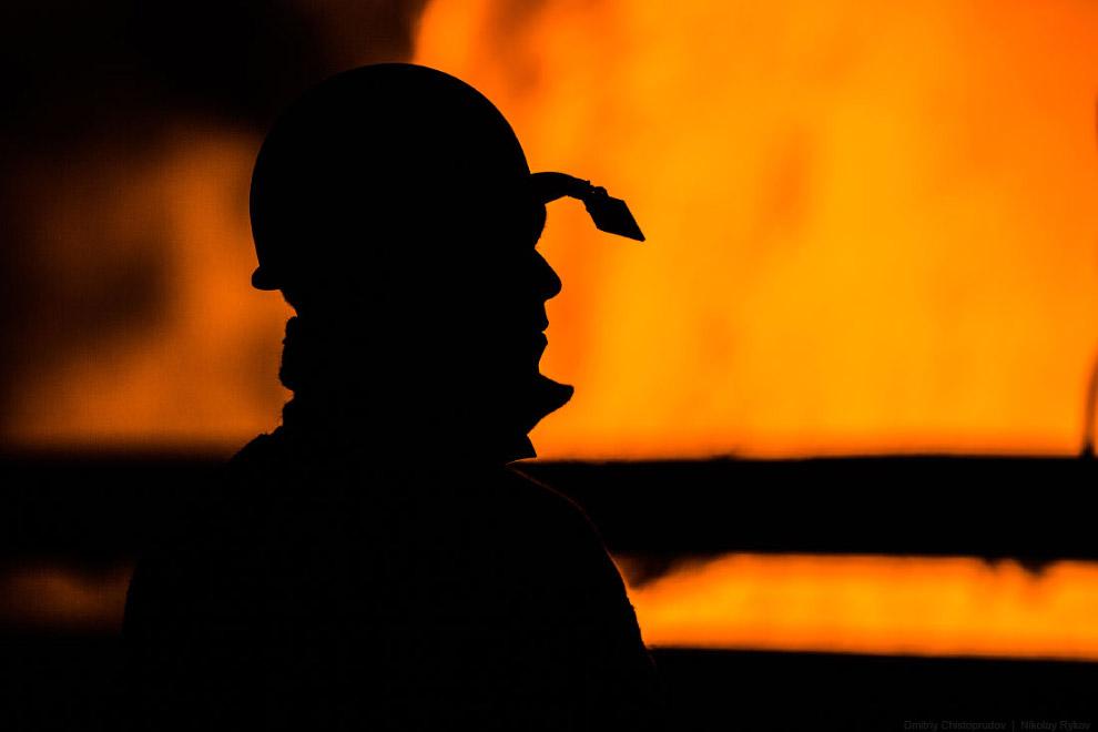 Челябинский металлургический комбинат занимает 5-е место среди предприятий черной металлургии Р