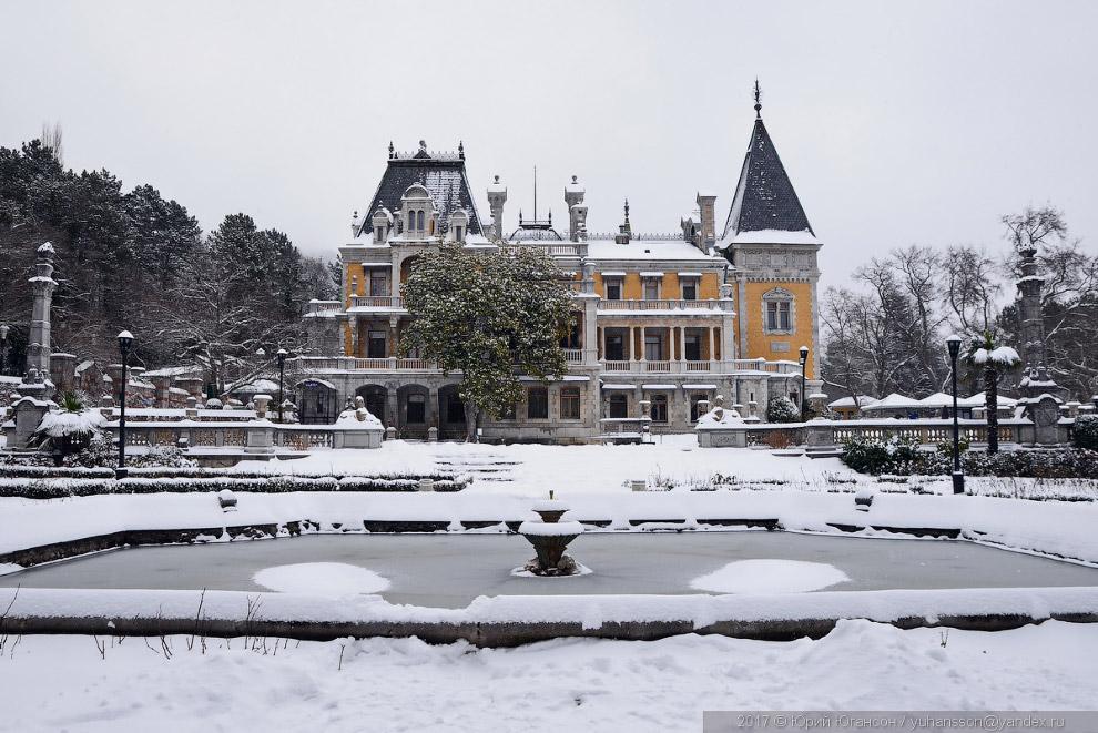 6. В 1889 году имение было приобретено Удельным ведомством для Александра III.