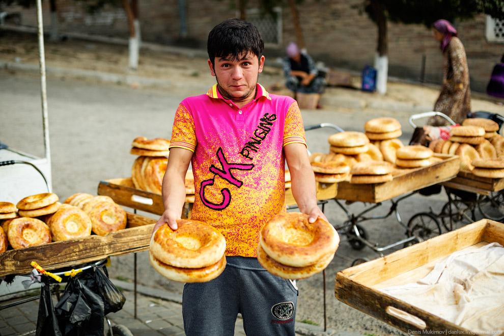 39. Нарын — еще одно известное среднеазиатское блюдо. Это как макароны по-флотски, только на ме