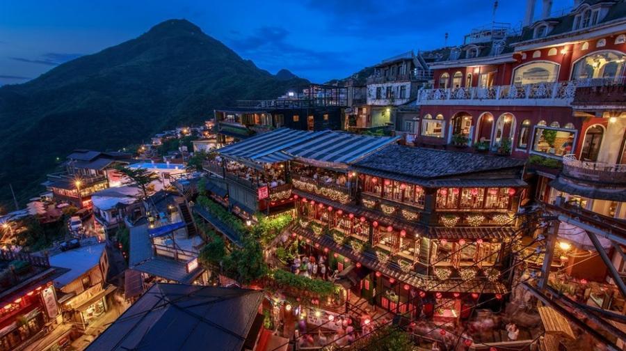 6. Джиуфен, Тайвань