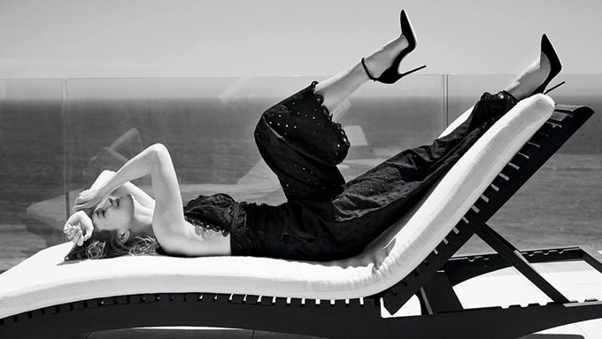 Рене Зельвегер в The Hollywood Reporter