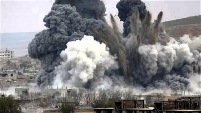 Отударов росийской авиации погибли более 50-ти граждан Сирии