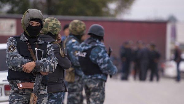 Встолице Киргизии произошёл взрыв
