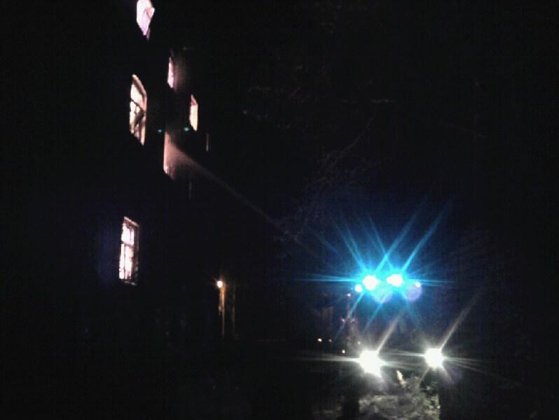 Пожарные локализовали огонь накрыше здания наюго-востоке столицы