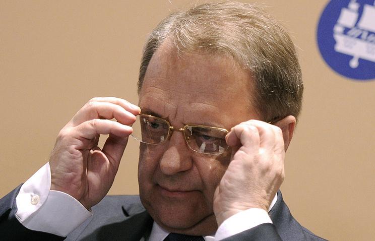 «Россия идальше будет помогать Сирии воперации под Пальмирой»— Замглавы МИД