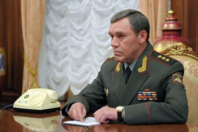 ВАзербайджанской столице прошли переговоры Закира Гасанова иДжозефа Данфорда