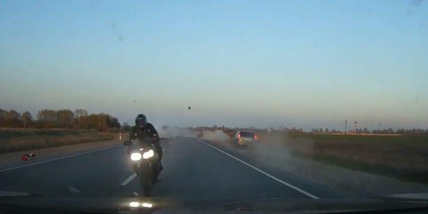 Три человека погибли вДТП под Ульяновском