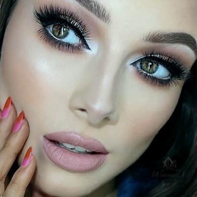 Принципы легкого макияжа глаз