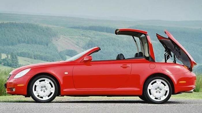Самые плохие автомобили в мире, по мнению Джереми Кларксона (Top Gear)