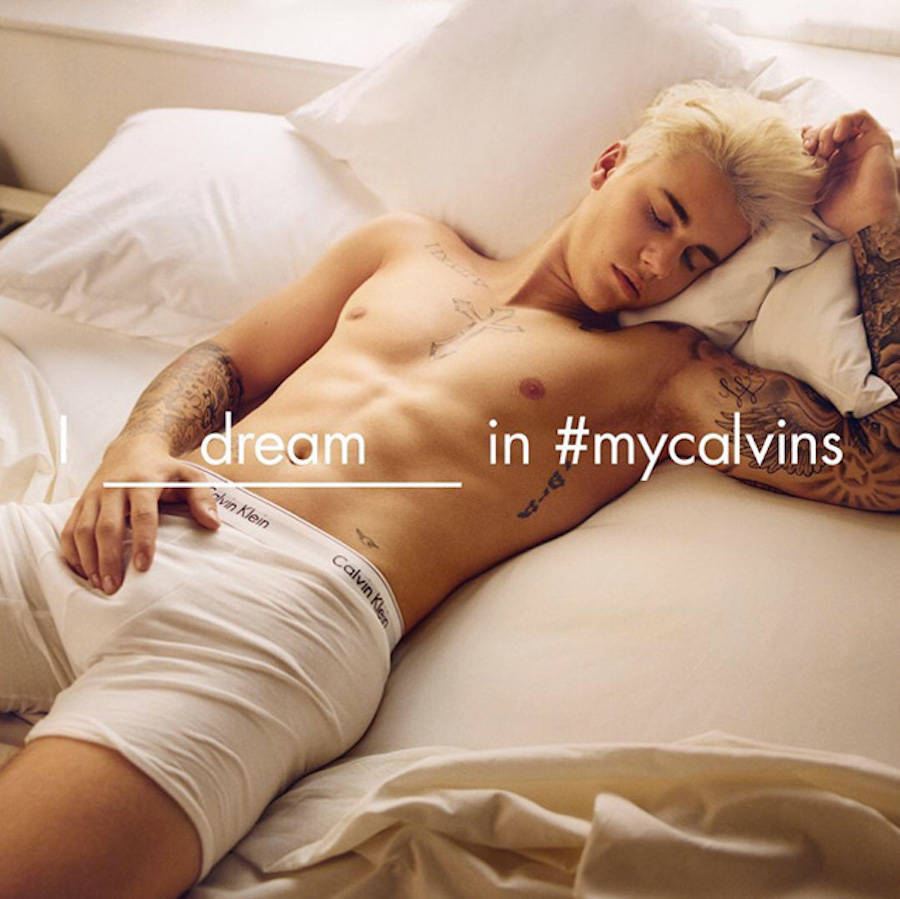 New Calvin Klein Campaign Featuring Celebrities