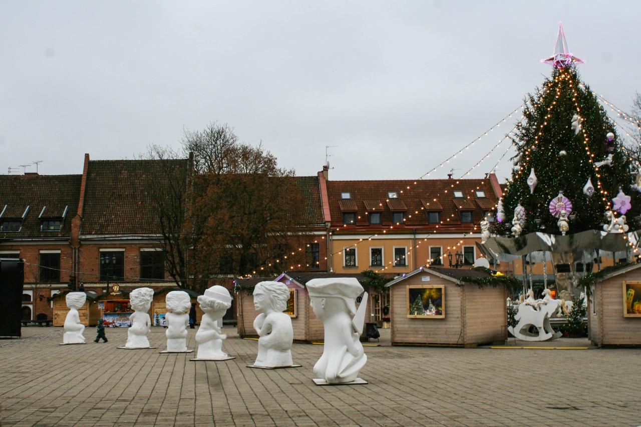 Рождество в Каунасе