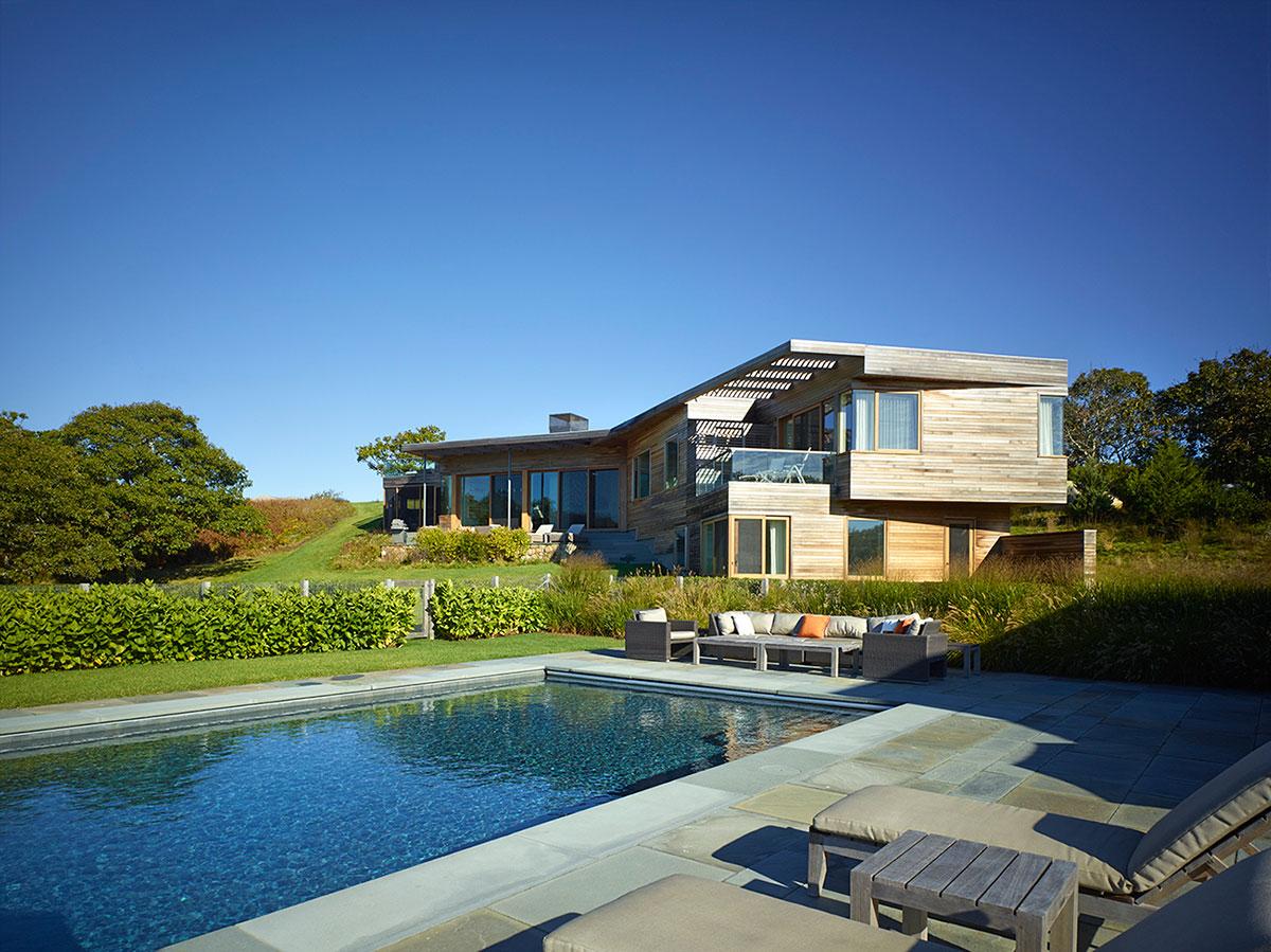 Загородный дом на острове Мартас-Винъярд