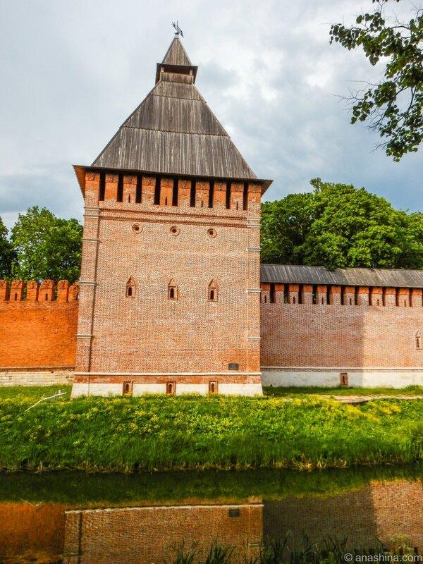 Копытенские ворота, Смоленская крепость, Смоленск