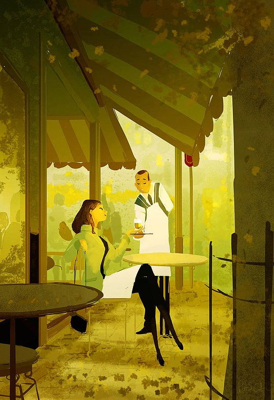 Original Illustrations by Pascal Campion