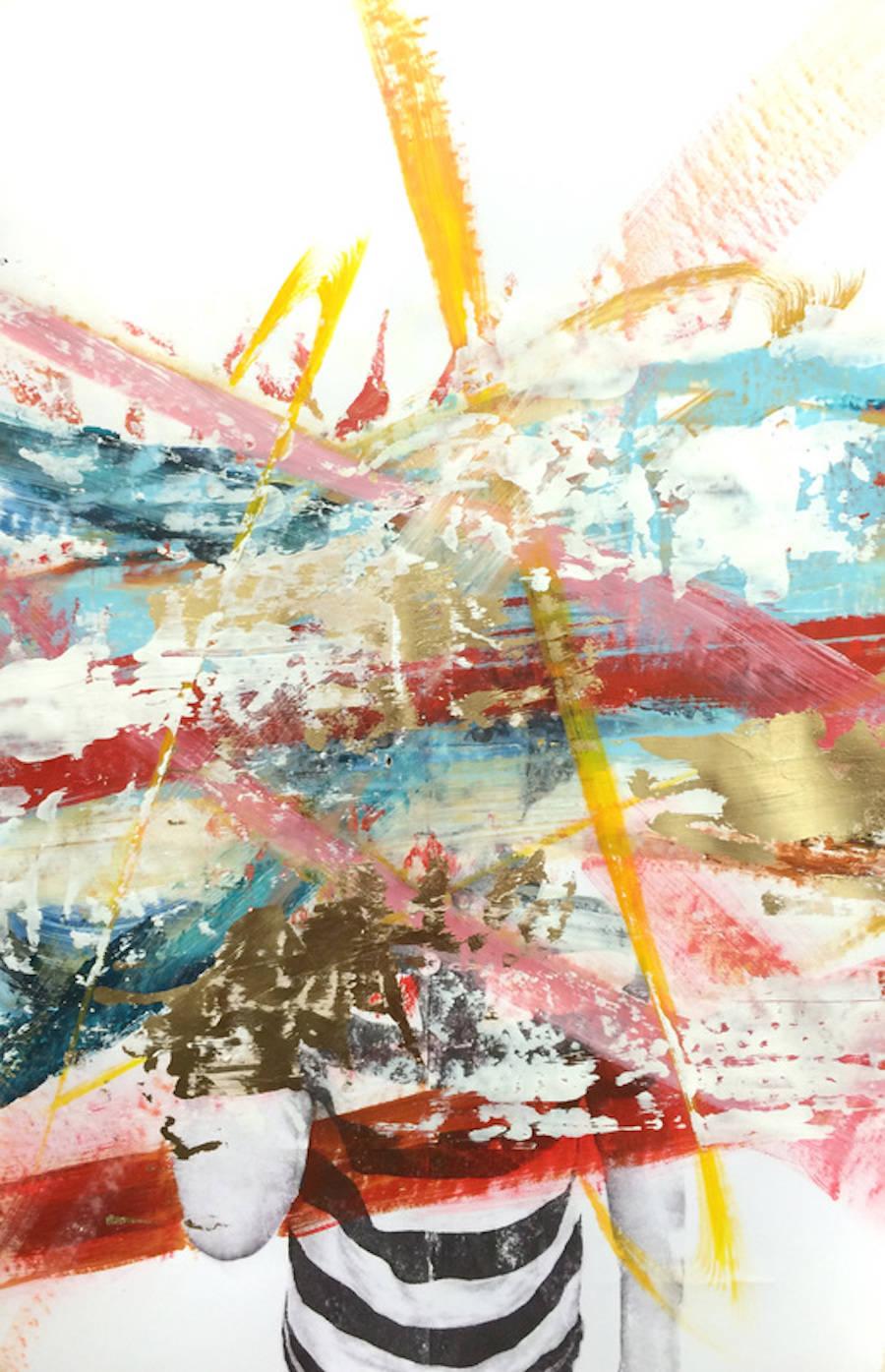Superventions Painting Portrait Project