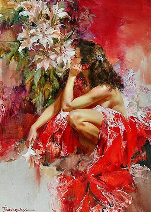 The Art of Ivan Slavinsky