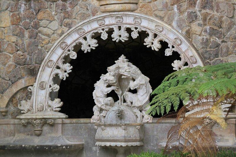 Синтра, Кинта да Ригалейра (Sintra, Quinta da Rigaleyra)
