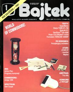 Журнал: Bajtek (на польском) - Страница 4 0_12c6f9_16a7ecc3_orig