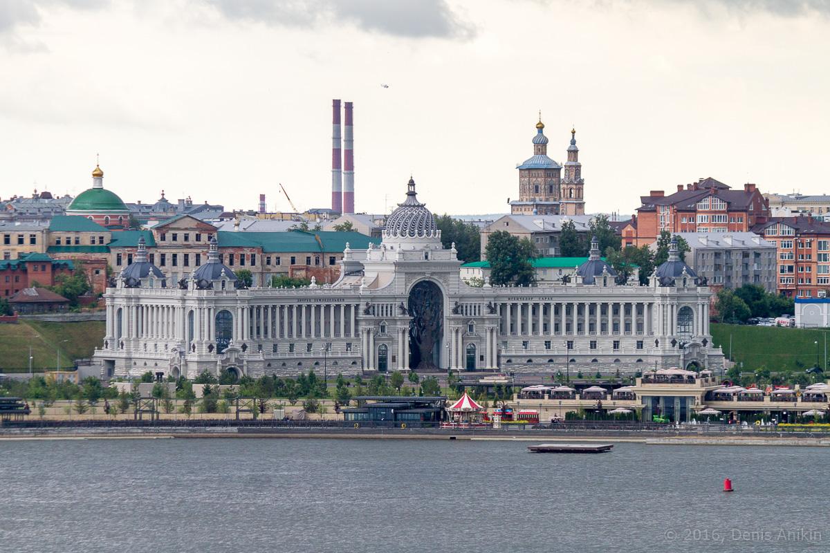 Казань с крыши Казана 21