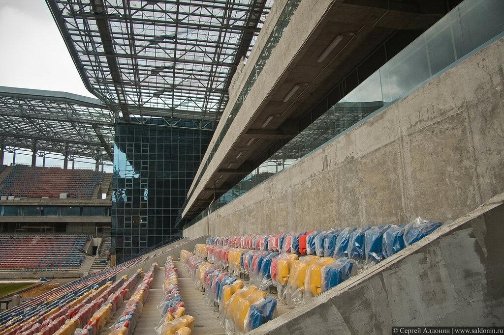 Стадион ЦСКА