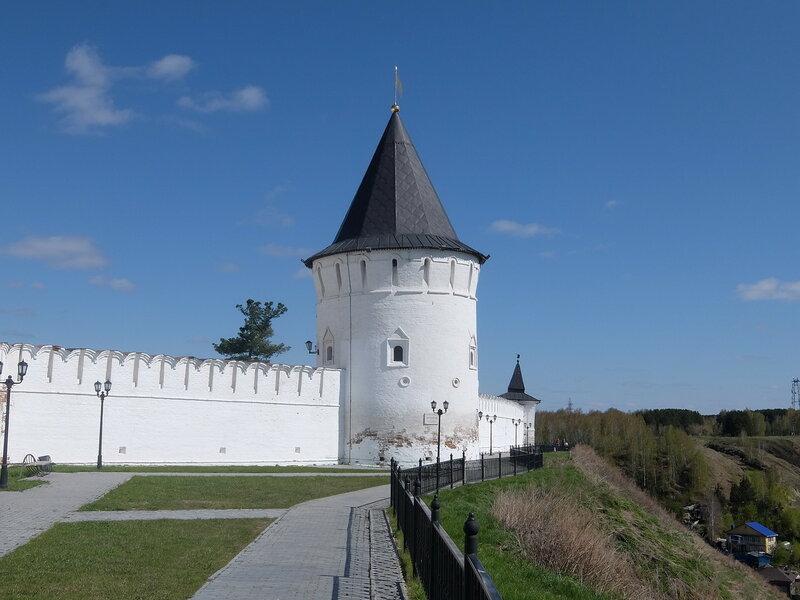 Тобольский Кремль - Южная крепостная башня