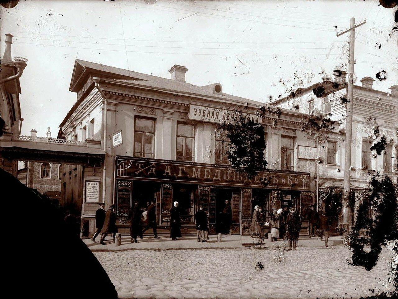 Торговый дом А.Г.Медведев и Ко на улице Стоялая