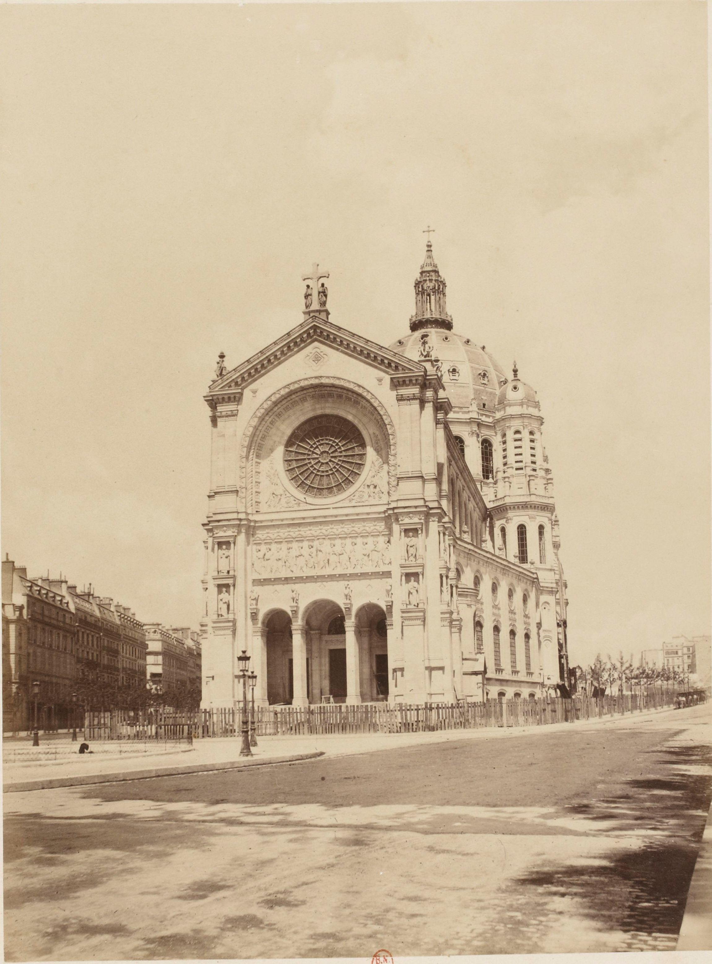 Церковь Сент-Огюстен