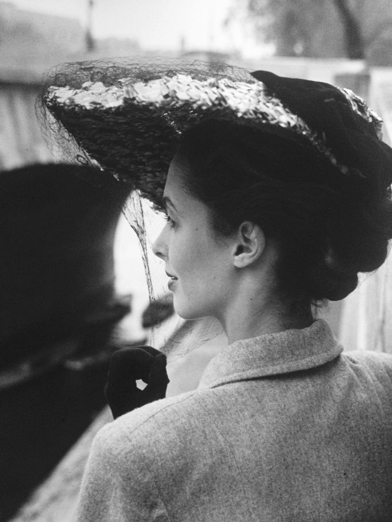 1948. Модная шляпка, Каролина Ребу