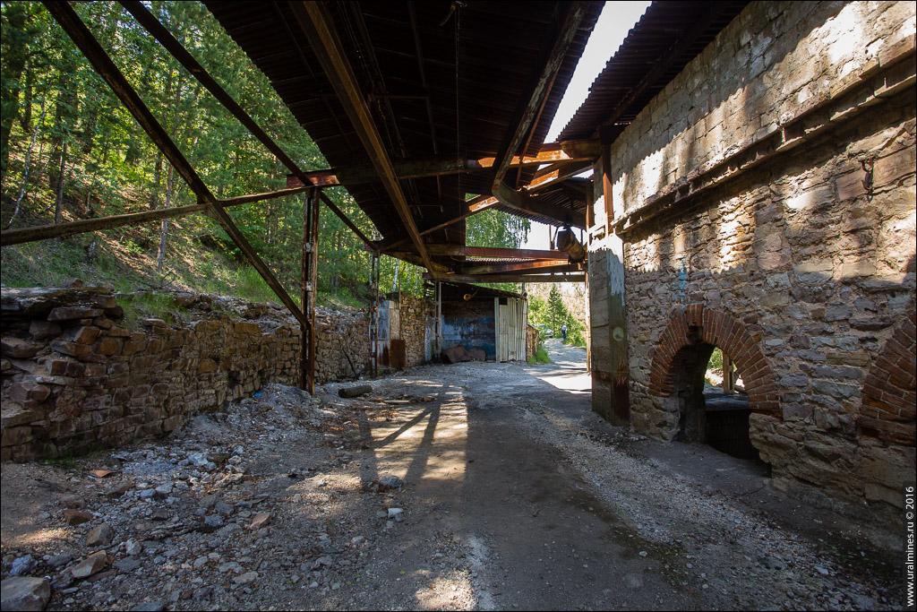 Природно-промышленный комплекс Пороги