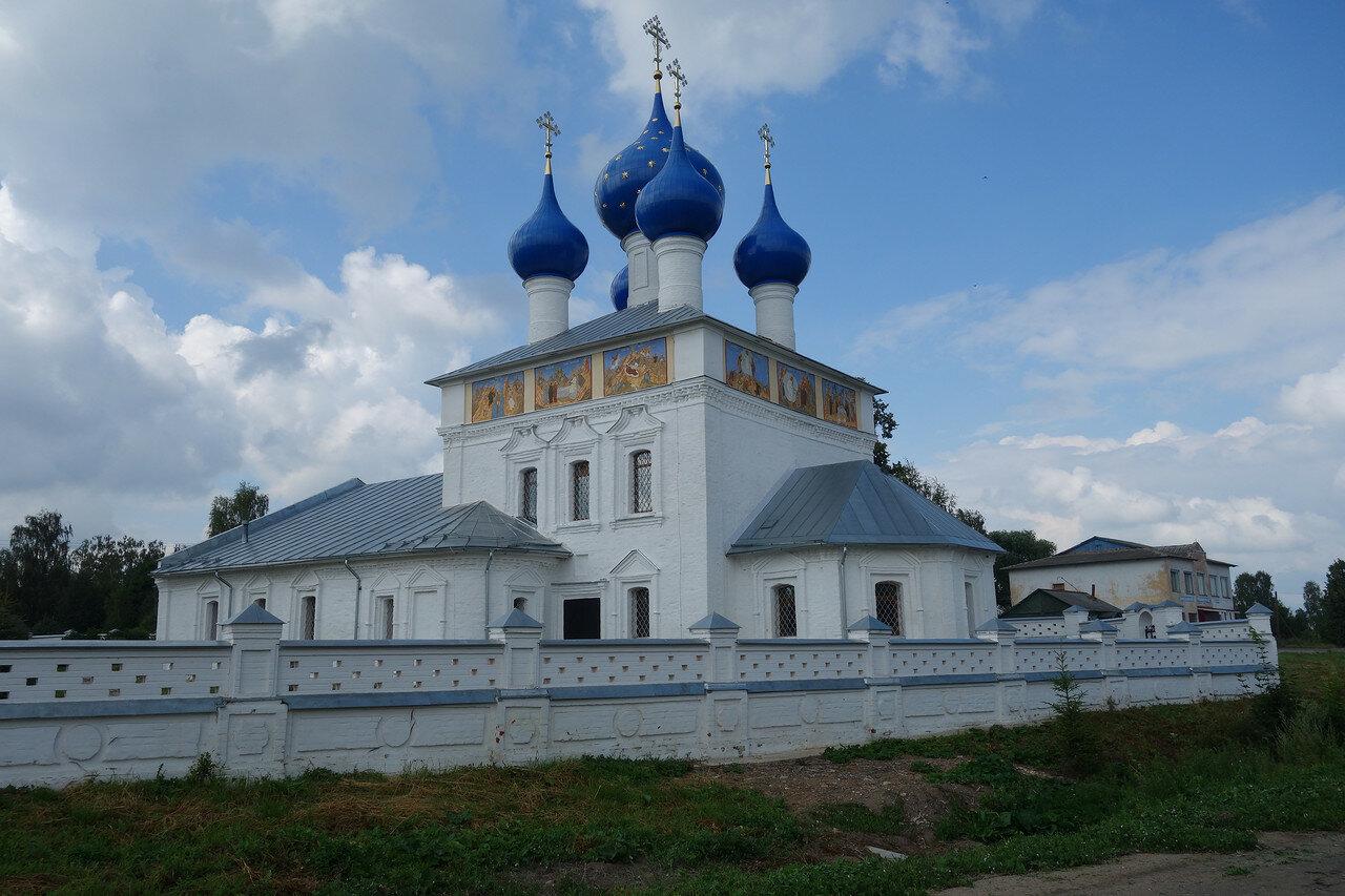 храм, село Бурмакино