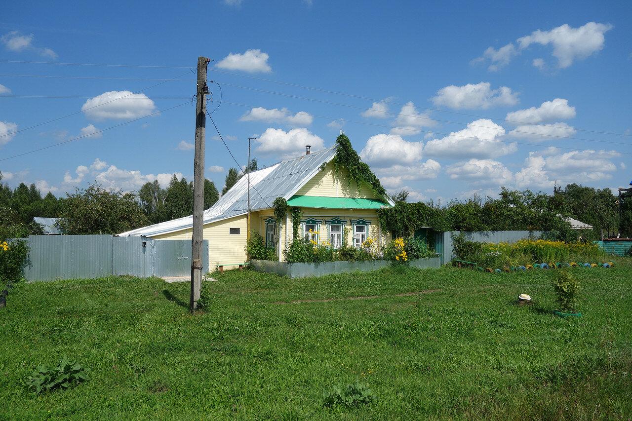 образцовое село