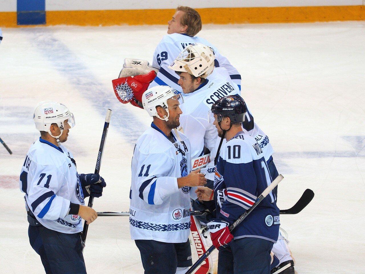 92Металлург - Динамо Минск 13.09.2016