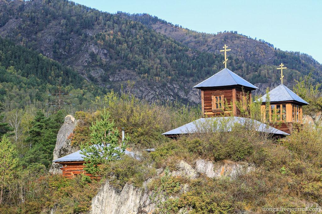 Патмос, остров Патмос, Горный Алтай, Катунь, Республика Алтай, Чемал