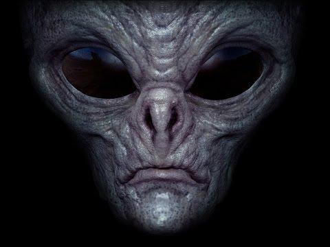 С днем уфолога и НЛО. Инопланетянин