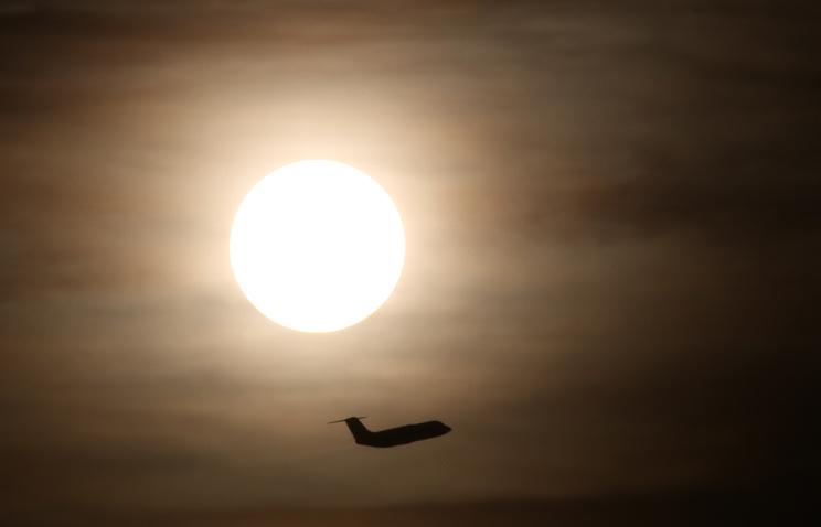 Пассажиропоток русских  авиакомпаний вырос на20% зимой