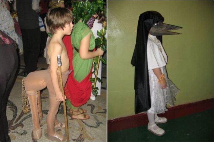 16 Безумных Фотографий С Детских Утренников