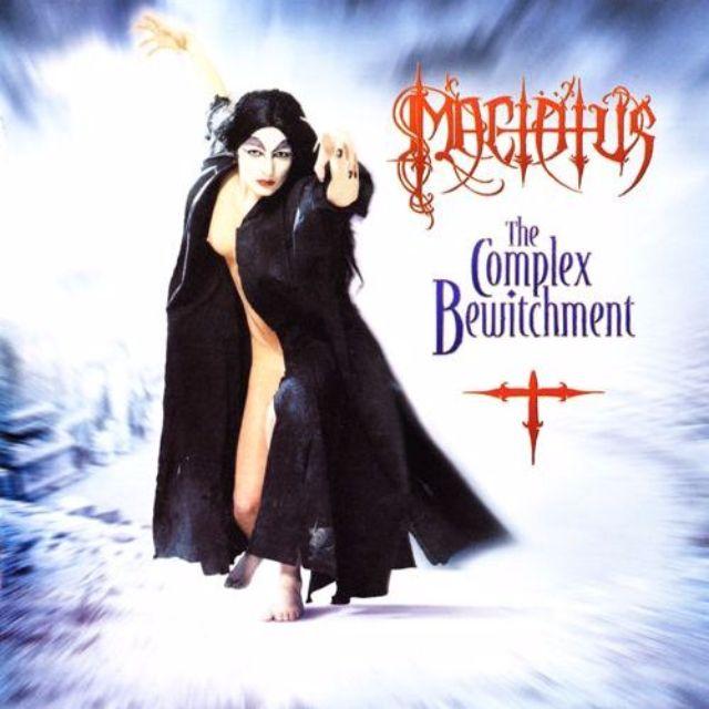 Альбом The Complex Bewitchment группы Mactatus.