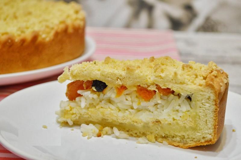 6. Мясную губсадию подают как второе блюдо, десертную готовят с творожной или фруктовой начинкой. Гл