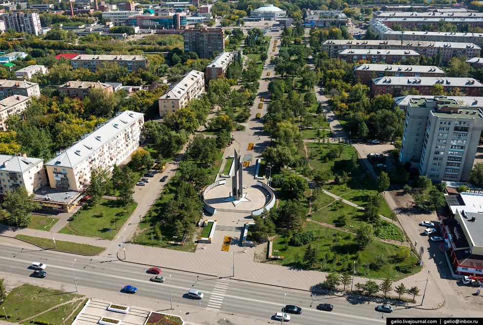 36. Улица Красный Путь. Одна из старейших улиц Омска, важная часть дорожной инфраструктуры горо