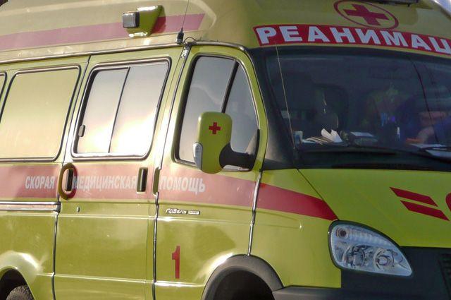 В столице России шофёр иномарки насмерть сбил девушку и убежал