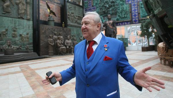 Зураб Церетели откроет вЯрославле выставку собственных работ
