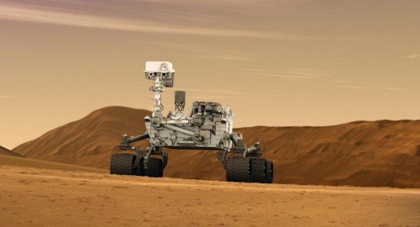 Марсиане любят золото: наповерхности Красной планеты найдены ювелирные украшения